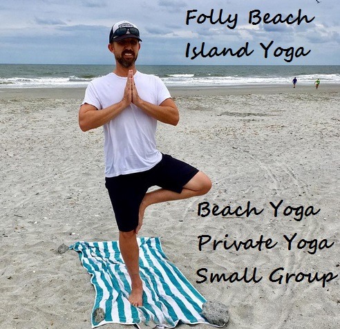 Folly Beach Island Yoga Class Classes Charleston South Carolina Things to do