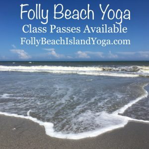 Folly Beach Island Yoga Class Pass Discount