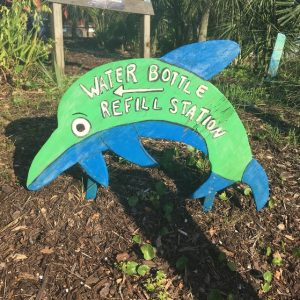 Folly Beach Island Yoga Things To Do River Park Water Refill Station SC