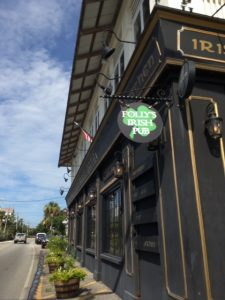 Folly Beach Yoga Classes Class Weekend St. James Gate Irish Pub Things to do