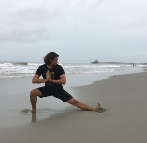folly beach island yoga class classes Charleston SC 5th street east