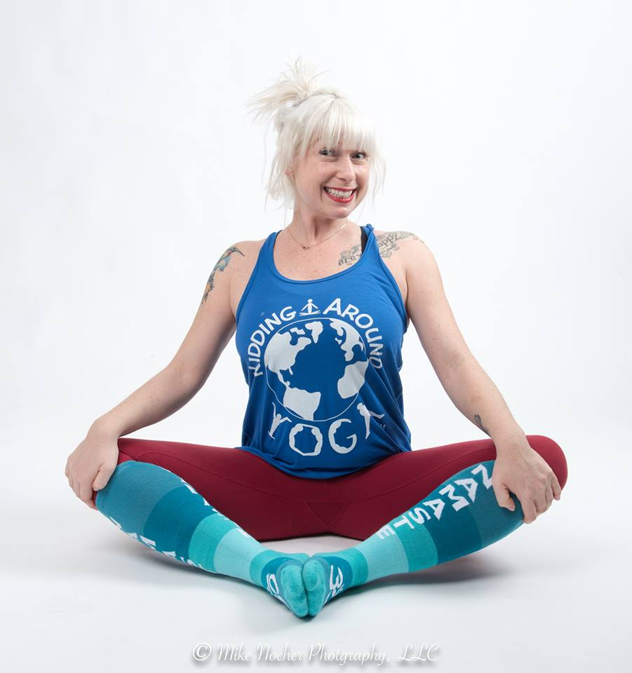 folly beach island yoga kids classes teacher melody herscher
